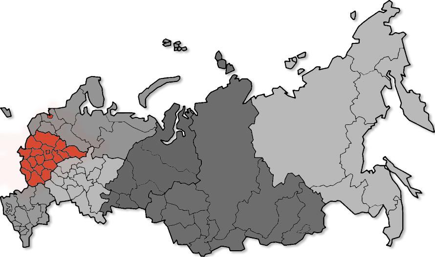 центральный округ россии картинка
